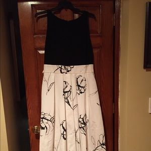 Ralph Lauren gown